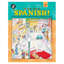 IF-21050 - Teach Them Spanish Gr 3 in Foreign Language