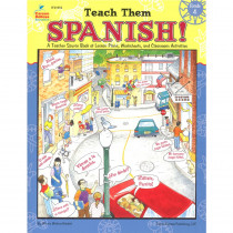 IF-21052 - Teach Them Spanish Gr 4 in Foreign Language