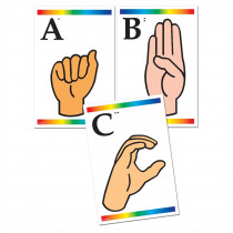 IF-23004 - Learning Cards Sign Language & in Sign Language