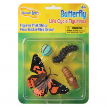 ILP4760 - Butterfly Life Cycle Stages in Animal Studies