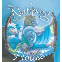 ING0152567119 - Board Book The Napping House in Classroom Favorites