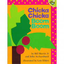 ING068983568X - Chicka Chicka Boom Boom Paperback in Classroom Favorites