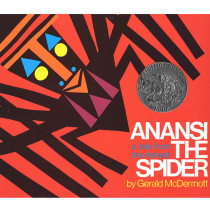 ING0805003118 - Anansi The Spider in Classroom Favorites