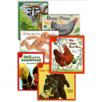 ISBN9780618681174 - Classic Fairy Tales Set Of All 6 Books in Class Packs