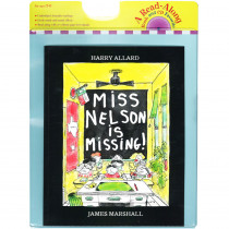 ISBN9780618852819 - Carry Along Book & Cd Miss Nelson Is Missing in Books W/cd