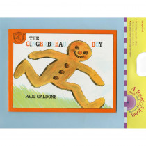 ISBN9780618894987 - Carry Along Book & Cd The Gingerbread Boy in Books W/cd