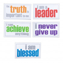 Encouragement Magnets, Pack of 5 - ISM52353M | Inspired Minds | Magnetism