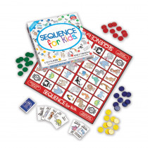 JAX8004 - Sequence For Kids Game in Games