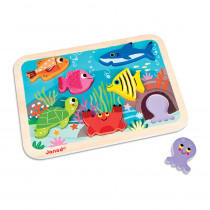 JND07056 - Marine Chunky Puzzle in Wooden Puzzles