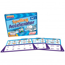 JRL102 - Smart Tray Spelling Accelrtor Set 1 in Spelling Skills