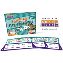 JRL103 - Smart Tray Spelling Accelrtor Set 2 in Spelling Skills