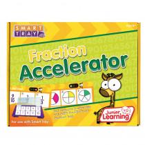 JRL117 - Smart Tray Fractions Accelerator in Fractions & Decimals