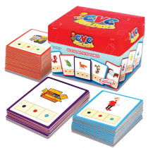 JRL178 - Cvc Builders Activity Cards 48/Set in Phonics
