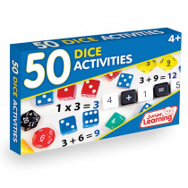 JRL340 - 50 Dice Activities in Dice