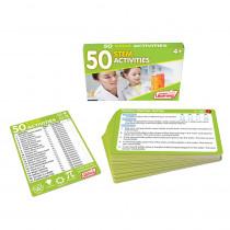 50 STEM Activities - JRL359 | Junior Learning | Activity Books & Kits