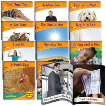 JRL387 - Nonfiction Readers Letter Sounds in Letter Recognition