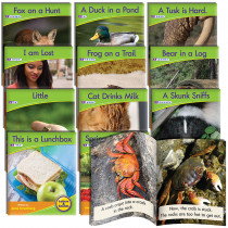 JRL389 - Nonfiction Readers Blends in Vocabulary Skills