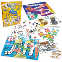 JRL400 - 6 Letter Sound Games in Phonics