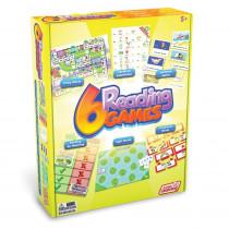 6 Reading Games - JRL405 | Junior Learning | Language Arts