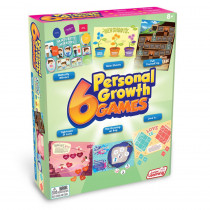 6 Personal Growth Games - JRL416 | Junior Learning | Games