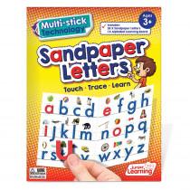 JRL420 - Sandpaper Letters in Letter Recognition