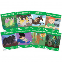 JRL435 - Fantails Book  Green Fict Lvl Fg Banded Readers in Leveled Readers
