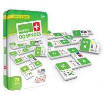 JRL481 - Addition Dominoes in Dominoes