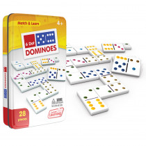 JRL484 - Dot Dominoes in Dominoes