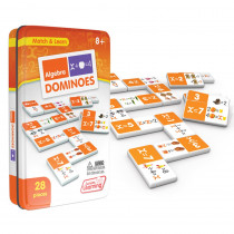 JRL497 - Algebra Dominoes in Dominoes