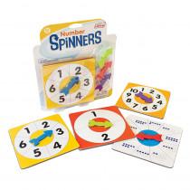 JRL522 - Number Spinners in Dominoes