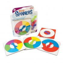 JRL525 - Blank Spinners in Dominoes