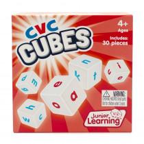 CVC Cubes, Set of 30 - JRL643 | Junior Learning | Resources