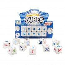 Counting Cubes, Set of 10 - JRL645 | Junior Learning | Math