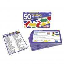 50 Tangram Activities - JRL659 | Junior Learning | Math
