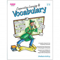 KA-BMV4 - Cooperative Learning & Vocab Gr 4-5 in Vocabulary Skills
