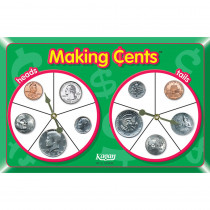 KA-MSMC - Making Cents Spinners in Money