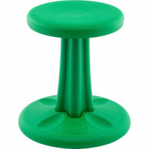 KD-115 - Kids Kore Wobble Chair 14In Green in Chairs