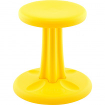 KD-116 - Kids Kore Wobble Chair 14In Yellow in Chairs