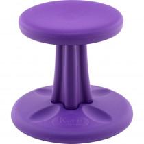 KD-123 - Preschool Wobble Chair 12In Purple in Chairs