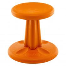 KD-127 - Preschool Wobble Chair 12In Orange in Chairs