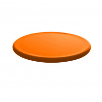 Floor Wobbler Balance Disc for Sitting, Standing, or Fitness, Orange - KD-4208 | Kore Design | Chairs