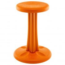 KD-602 - Preteen Wobble Chair 18.7In Orange in Chairs