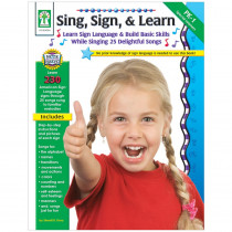 KE-804084 - Sing Sign & Learn in Sign Language
