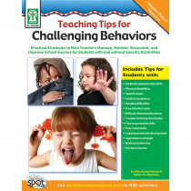 KE-804096 - Teaching Tips For Young Kids With Challenging Behaviors in Reference Materials