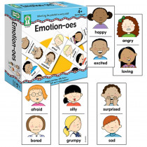 KE-840022 - Emotion-Oes Games Ages 4 & Up in Social Studies