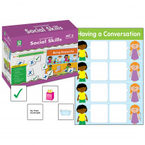 KE-840027 - Social Skills Centersolutions Pk-2 in Self Awareness