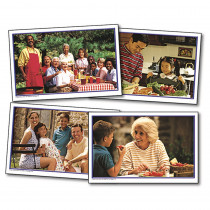 KE-845016 - Photographic Learning Cards Families in Sorting