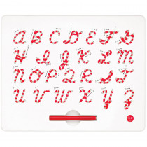 KID10363 - Cursive Magnatab Board Upper Case in Language Arts