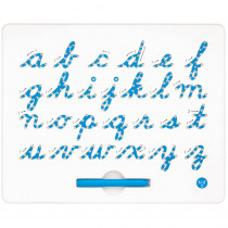 KID10364 - Cursive Magnatab Board Lower Case in Language Arts