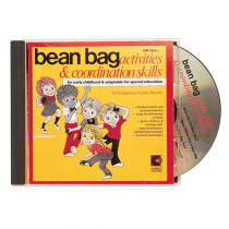 KIM7055CD - Bean Bag Activities Cd Ages 3-8 in Cds